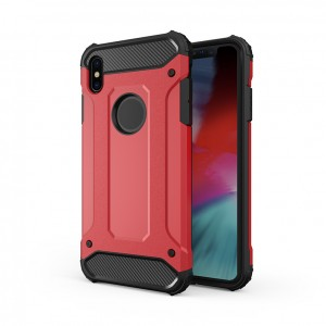 Iphone X XS Max XR Iphone 6s 6 Plus 7 Plus Iphone 8 Plus Rugged Armor Case Cover Hard Casing Shockproof Housing