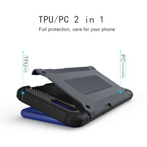 Asus Zenfone Pro M1 Zenfone Pro M2 Zenfone 4 Max Rugged Armor Protection Case Cover Hard Casing Shockproof Housing