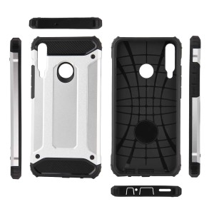 Huawei Nova 4E Nova 4 Nova 7i Y7P Rugged Armor Protection Case Cover Hard Casing Shockproof Housing