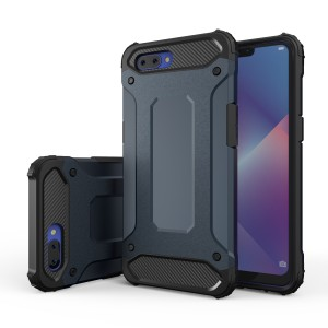 Oppo A3S A5S A7 A12 A12E A1K Rugged Armor Protection Case Cover Hard Casing Shockproof Housing