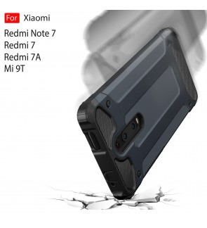 Xiaomi Redmi Note 7 Redmi 7A Redmi 7 Mi 9T Pro 9 T Rugged Armor Protection Case Cover Hard Casing Shockproof Housing