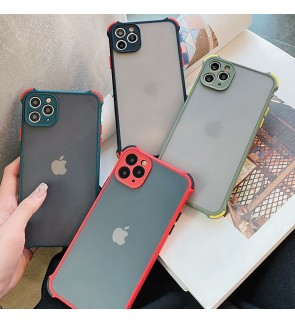 Iphone 6S 6 Plus Iphone 8 7 Plus 8 Plus Phantom Shockproof Case Housing Silicone Hard Back Cover Casing Camera Protect